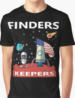 Finders Keepers Graphic T-Shirt