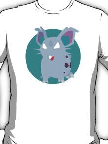 Nidoran Girl - Basic T-Shirt