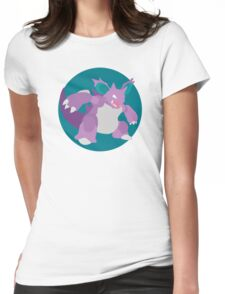 Nidoking - Basic Womens Fitted T-Shirt