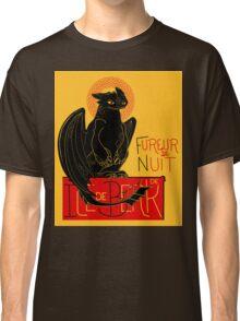 Fureur de Nuit Classic T-Shirt