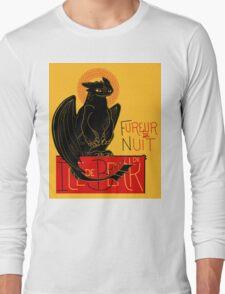 Fureur de Nuit Long Sleeve T-Shirt
