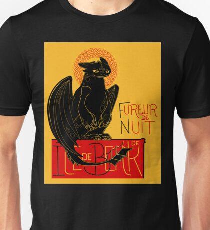 Fureur de Nuit Unisex T-Shirt