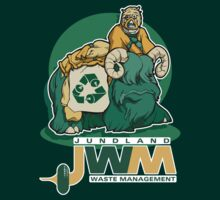 Jundland Waste Management by rydrew