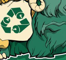 Jundland Waste Management Sticker
