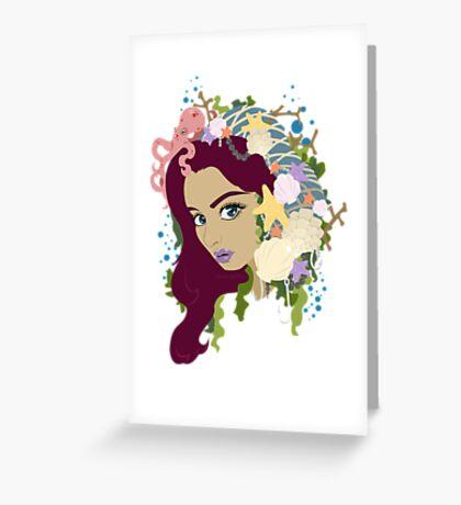 Siren Greeting Card