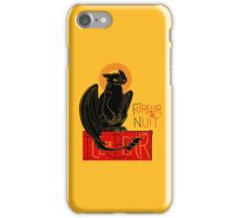 Fureur de Nuit iPhone Case/Skin