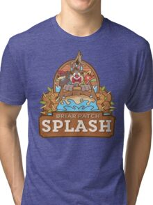Briar Patch Splash Tri-blend T-Shirt