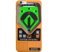 Classic Baseball Game iPhone Case/Skin
