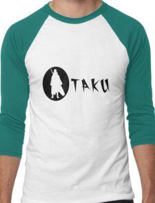 Otaku Kisame Hoshigaki - Naruto Shippuden Men's Baseball ¾ T-Shirt