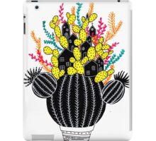 In my cactus iPad Case/Skin