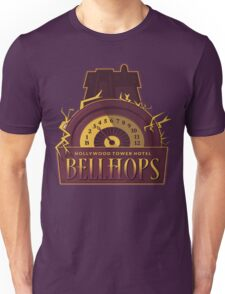 Hollywood Hills Hotel Bellhops Unisex T-Shirt