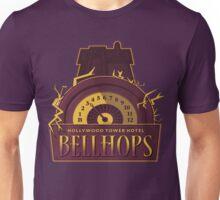 Hollywood Hills Hotel Bellhops Unisex T-Shirt