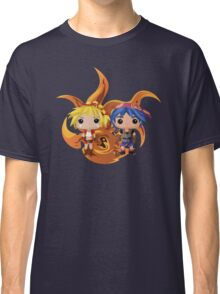 Kid & Serge with Frozen Flame Classic T-Shirt