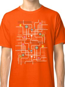Return Of The Retro Video Games Circuit Board Classic T-Shirt