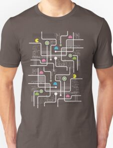 Return Of The Retro Video Games Circuit Board Unisex T-Shirt