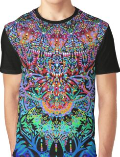 Mandala Energy Graphic T-Shirt