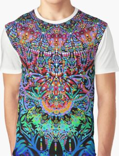 Mandala Energy Graphic T-Shirt