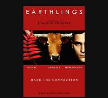 """""""Earthlings"""" Movie Cover Unisex T-Shirt"""