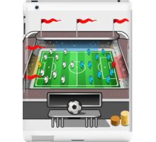 Stadium with Player Placeholder iPad Case/Skin