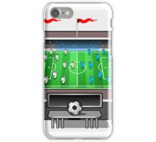 Stadium with Player Placeholder iPhone Case/Skin