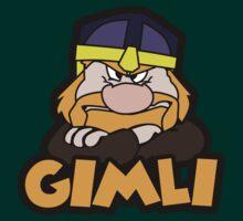 Gimli, the eighth dwarf by Cesare Bartoccini