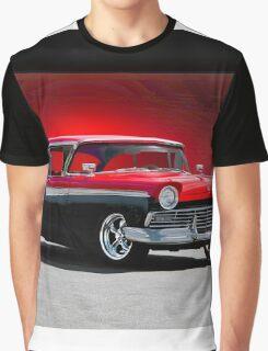 1957 Ford Fairlane 500 Hardtop Graphic T-Shirt