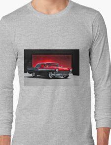 1957 Ford Fairlane 500 Hardtop Long Sleeve T-Shirt