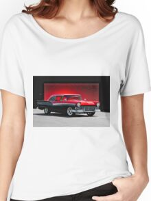 1957 Ford Fairlane 500 Hardtop Women's Relaxed Fit T-Shirt