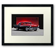 1957 Ford Fairlane 500 Hardtop Framed Print