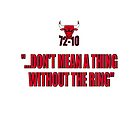 72-10 DON'T MEAN A THING WITHOUT THE RING by SaumonVert
