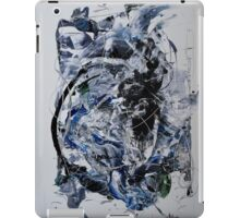 Back to the Future - Original mixed media Abstract painting iPad Case/Skin
