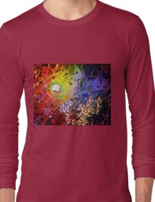 A Secret Whispered In Ears of Three Artists Long Sleeve T-Shirt