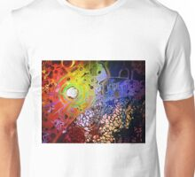 A Secret Whispered In Ears of Three Artists Unisex T-Shirt