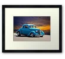 1936 Ford 'Simple Pleasures' Coupe Framed Print