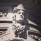 Statuesque face by Jonesyinc