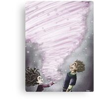 Magic Tornado Canvas Print