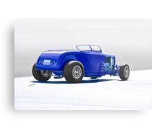 1932 Ford 'Purple Pride' Roadster Metal Print
