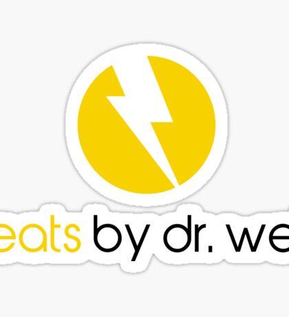 Beats by Wells Sticker
