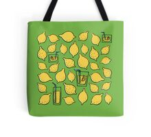 Lemonade - Green Tote Bag