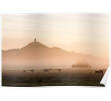 Mist over Avalon Poster