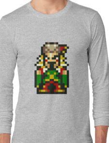 Final Fantasy 6: Laughing Kefka Long Sleeve T-Shirt