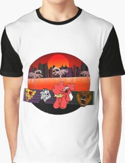 Hotline Miami 2 - Character Select Graphic T-Shirt