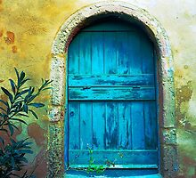 Secret Door by EvaMarIza