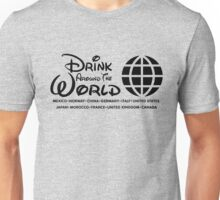 Drink Around the World - Epcot Unisex T-Shirt