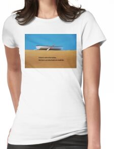 INSPIRATION Womens Fitted T-Shirt