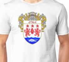 O'Neil Coat of Arms / O'Neil Family Crest Unisex T-Shirt