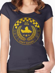 Kart Racing Women's Fitted Scoop T-Shirt