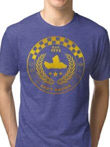 Kart Racing Tri-blend T-Shirt