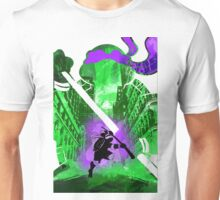 Donatello Ninja Turtle Unisex T-Shirt