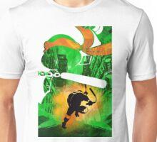 Michaelangelo Ninja Turtle Unisex T-Shirt